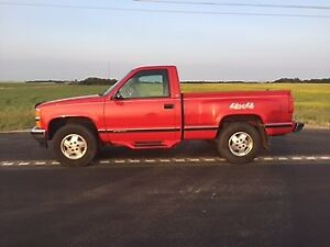 For Sale 1995 Cheverolet 1500 Silverado Shortbox Stepside
