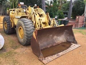 Loader cat 966C orB Naval Base Kwinana Area Preview
