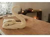 Male massage therapist for female/male massages