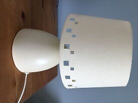 2 M&S table lamps