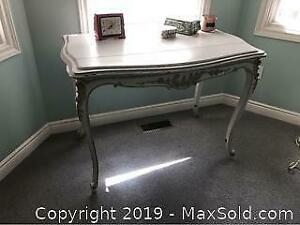 Painted Distressed Writing Desk C