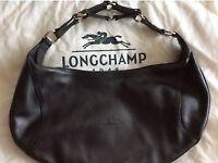 Leather and croc handbags, classic, designer, vintage