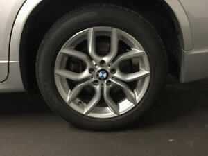 Gently Used set of Snow Tires