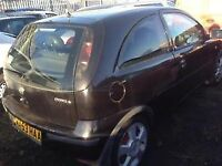 2003 VAUXHALL CORSA 1000cc - BREAKING FOR PARTS