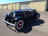 Project 1930-1937 Convertible wanted