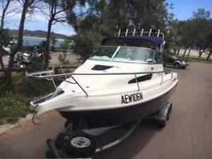 Haines Hunter 600 Classic Kahibah Lake Macquarie Area Preview