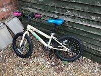 Girls bike suitable for 6-8 year olds