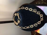 Necklace and Bracelet Set for sale - Bargain Price