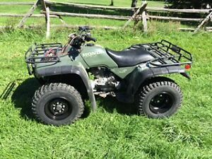 Honda 300 fourtrax 4x4