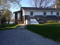 Cottage Rental on Lake St. John, Orillia, Ont.