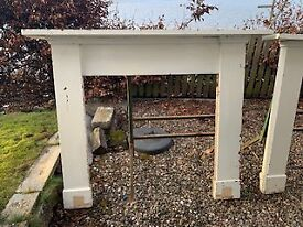 Antique Pine Fire Surrounds / Mantle piece (1 has been sold)