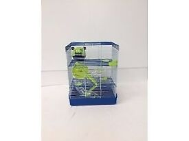3 Storey Penthouse hamster cage rrp £29.99