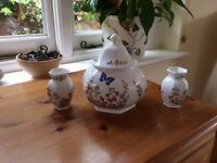 3 Aynsley Ornaments For Sale