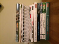 NBCC First Year Business Administration Textbooks