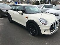 MINI HATCH COOPER 1.5 COOPER D 3dr (white) 2016