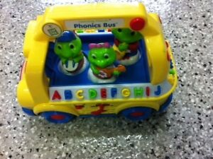 LEAP FROG PHONIC BUS
