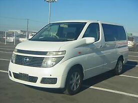 Nissan Elgrand VG (E51) Due in