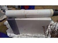 Potterton Boiler & flue pipe
