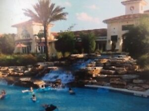 Flordia vacation at an amazing resort