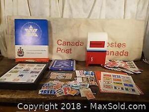 Canada Post Collectibles, Stamps, Etc.