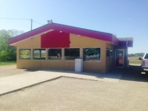 Former Restaurant for Sale by Tender - to be moved off site
