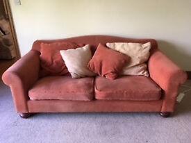 Quality old sofa