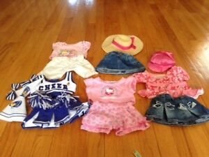 Build-a-Bear clothing and accessories