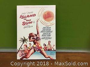Island In The Sun DVD