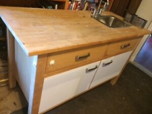 Table counter with Sink Peterborough Peterborough Area image 3