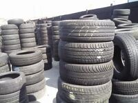 Part Worn/ New/ Used tire/tyres open tyre service weekend and Bank Holidays Wembley, London