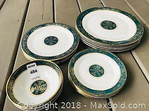 Royal Doulton Fine Bone China Carlyle Pattern Plates etc.