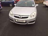 Vauxhall vectra estate 2008 REDUCED