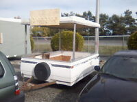 Food Concession Trailer -- Customize it to suit your needs