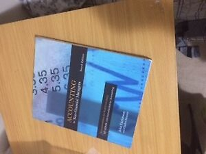 ACCOUNTING for Non-financial Managers 4th edition by Parkinson
