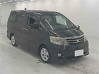 2008 Toyota Alphard AS PLATINUM SELECTION II 8 SEATS-ULEZ COMPLIANT 2008 MPV Pet