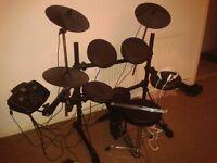 Electronic Drum Kit. Session Pro DD506