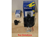 land rover freelander 1.8 petrol distributor cap and rotor arm new in box will fit rover 200/400