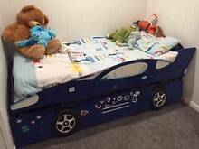 Boys Car Bed - Blue Enoggera Brisbane North West Preview