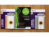 National 5 French - Success Guide/SQA Model Past & Practice Papers (3 books)