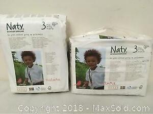 Naty Diapers By Nature Baby Care