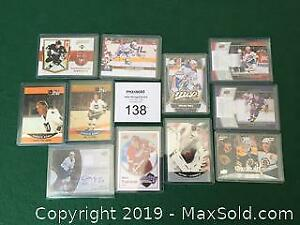 Lot of Misc Hockey Cards A