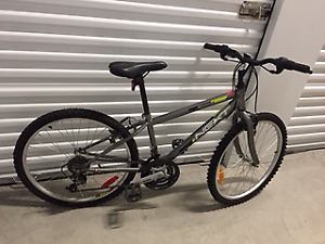 Almost new bicycle