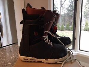 Burton Rampant Men's Size 9 1/2 Snowboard Boots