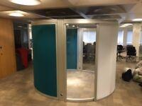 Orangebox Air Office pod