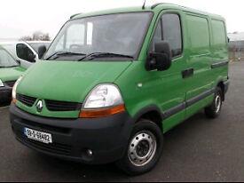 2008 Renault Masater SL35 100 Van for Auction