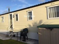 Caravan treccobay porthcawl for hire