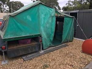 Camper Trailer Belair Mitcham Area Preview