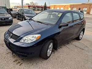 2003 Toyota Matrix *REMOTE START*NO ACCIDENTS*1 OWNER*SAFETIED*