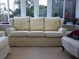 Jayrest settee & two chairs