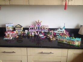 Lego sets. job lot . approx over 3.5kg